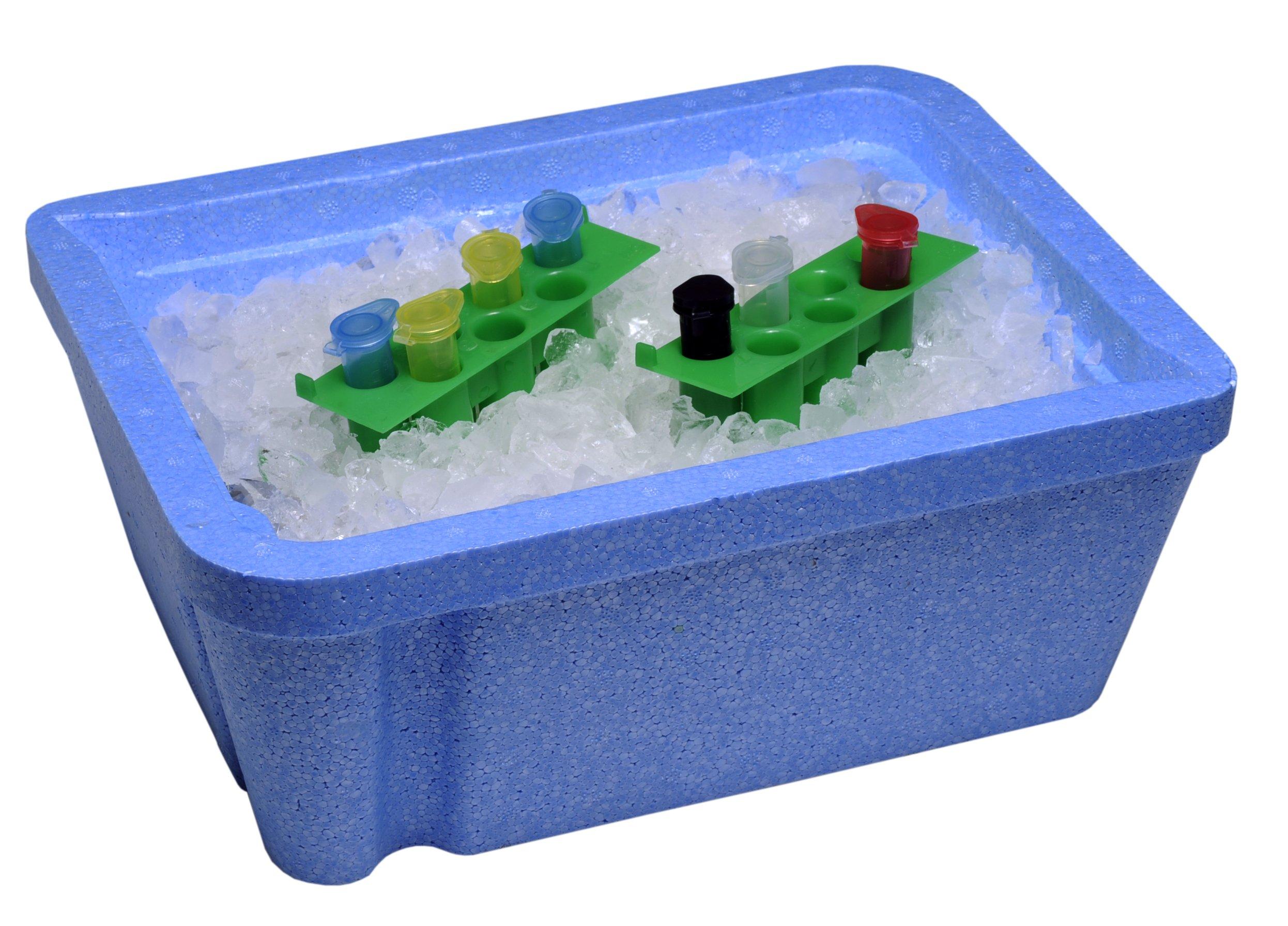 Argos Technologies B8804B Ice Pan, Polystyrene, 4 L, Blue