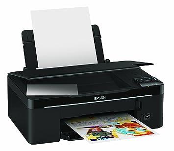 Epson C11CB54302 - Impresora multifunción de tinta color, negro