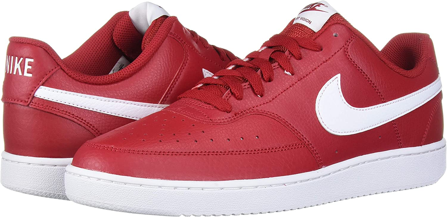Chaussures Nike Court Vision Lo Chaussure de Course Homme ...
