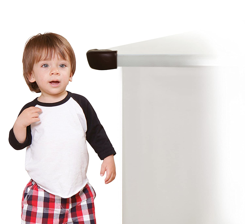 grau Dreambaby G812 200cm Rolle Selbstklebender Kantenschutz Extraweich Kindersicherheit Stossschutz Tischkanten