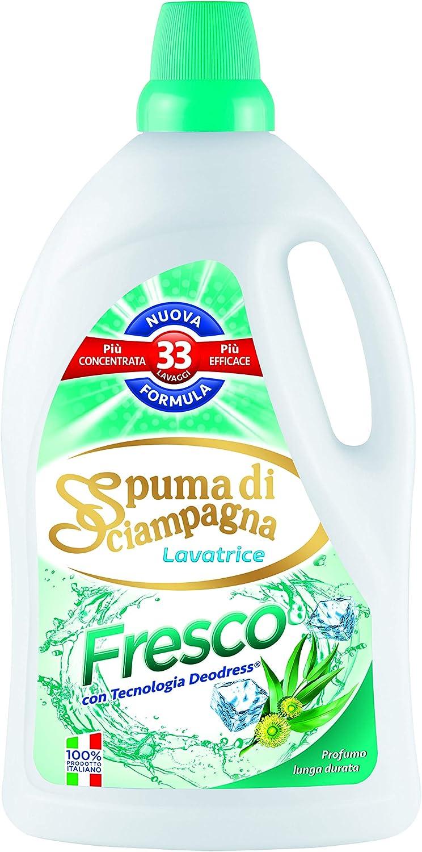 Spuma di Sciampagna – Washing Machine Fresh, 33 Washes