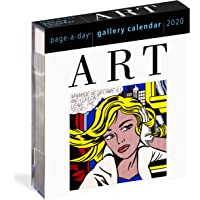 2020 Art Page-A-Day Gallery Calendar