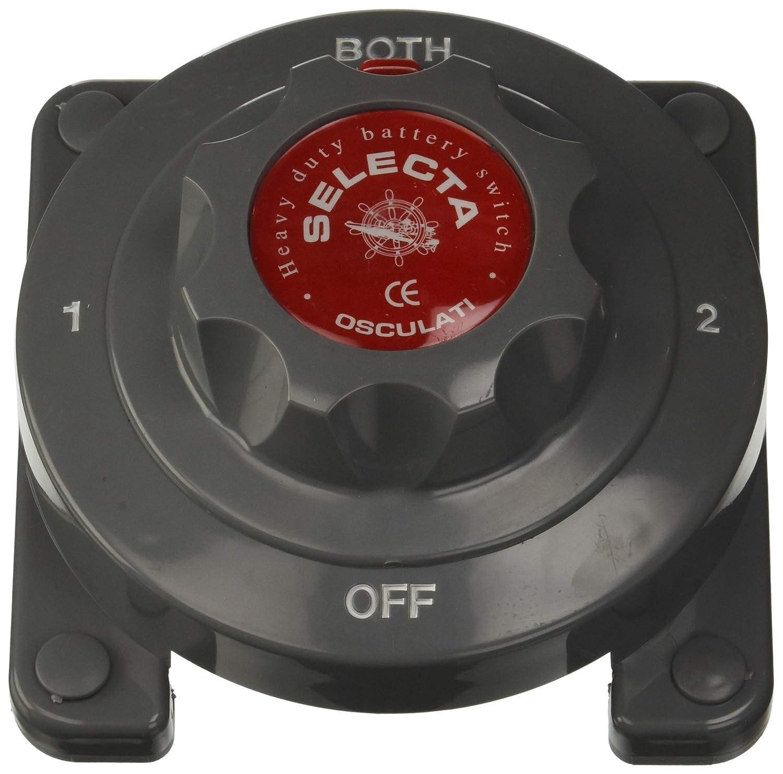 Osculati 14.920.00 Hauptschalter/Umwandler für Selecta Batterien