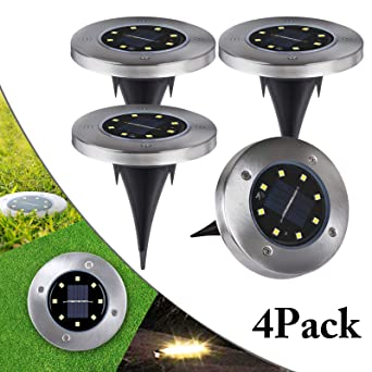Fansport Led Solar Leuchten Garten Garten Licht Solar Led
