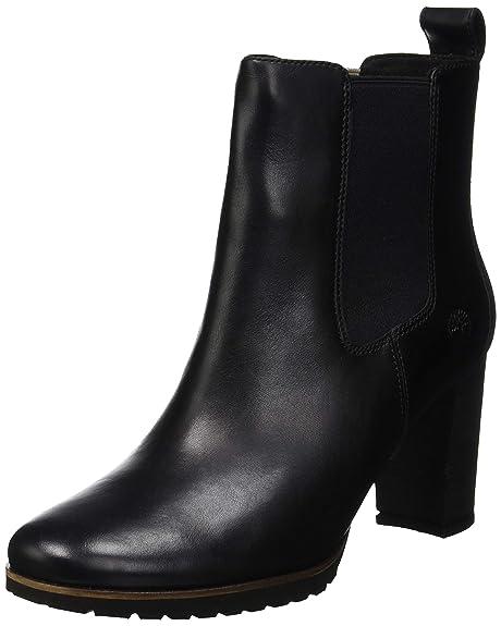 Timberland Leslie Anne, Botas Chelsea para Mujer: Amazon.es: Zapatos y complementos