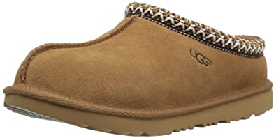 UGG Kids K Tasman II Moccasin,Chestnut,8 M US Toddler
