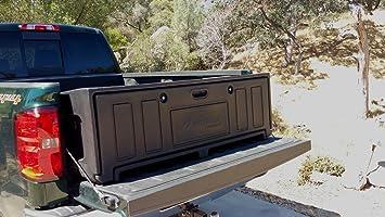 Aerobox Rear Mounted Truck Bed Cargo Box Premium Cargo Box Full Size Amazon Co Uk Car Motorbike