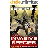Invasive Species: An Epic Military Sci-Fi Series