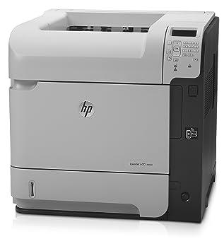 Amazon.com: Impresora láser HP LaserJet 600 M602N Monocromo ...