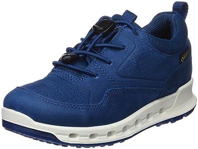 Ecco Cool, Sneakers Basses Mixte Enfant, Bleu (Poseidon/Poseidon), 34 EU