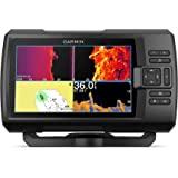 Garmin Striker Vivid 7sv, Easy-to-Use 7-inch Color Fishfinder and Sonar Transducer, Vivid Scanning Sonar Color Palettes (010-