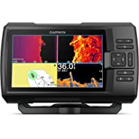$499 » Garmin Striker Vivid 7sv, Easy-to-Use 7-inch Color Fishfinder and Sonar Transducer, Vivid Scanning…