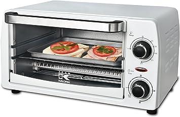 MINI FORNO 12 Litri Forno Pizza//SNACK//tostapane//Mini Forno Mini 1050 Watt//