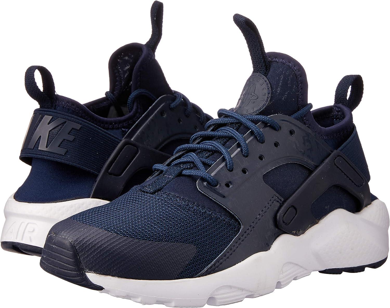 Talentoso bombilla Hassy  Nike Air Huarache Run Ultra 847569 412 Juniors Navy UK 6: Amazon.co.uk:  Shoes & Bags