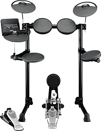 Amazon Com Yamaha Dtx450k Customizable Electronic Drum Kit Musical