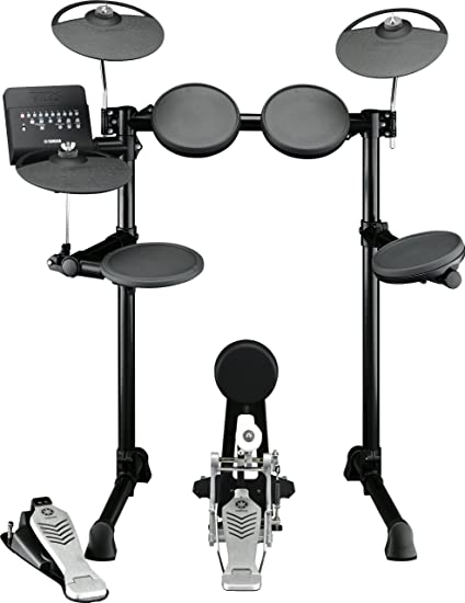 amazon com yamaha dtx450k customizable electronic drum kit musical rh amazon com
