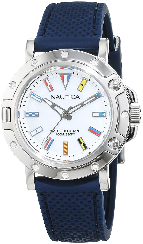 Nautica Damen-Armbanduhr NAD12551L