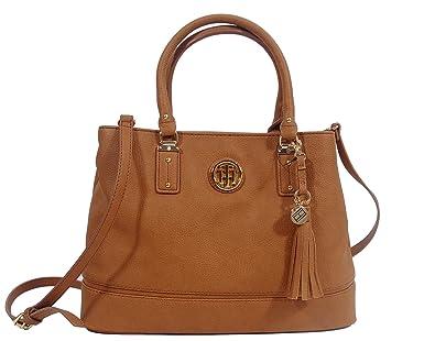 better best price good Tommy Hilfiger Damen Tasche Shopper Handtasche Zip Tote Bag ...