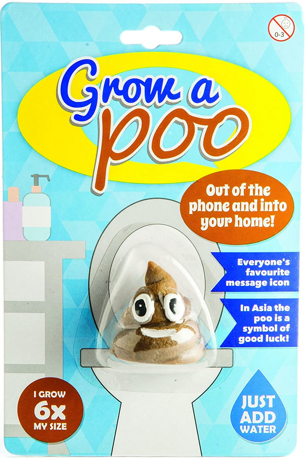 Grow a Poo Boxer BB5215
