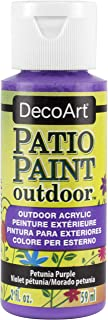 product image for DecoArt Purple Patio 2-Ounce Petunia Acrylic Paint