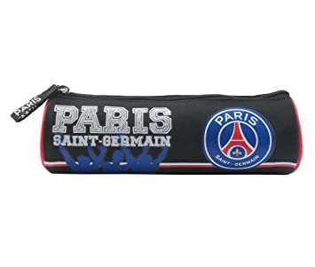Trousse ronde PSG Noir rEGxhYy
