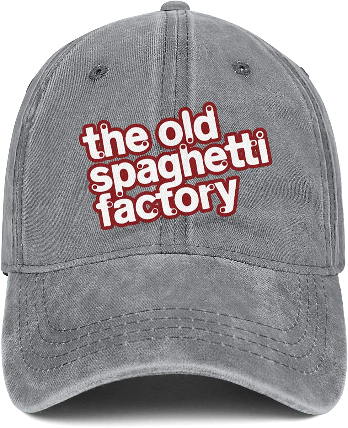 WintyHC The Old Spaghetti Factory Cowboy Hat Trucker Hat Adjustable Fits Skull Cap