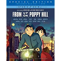 From Up on Poppy Hill  (Special Edition) [Blu-ray + DVD]