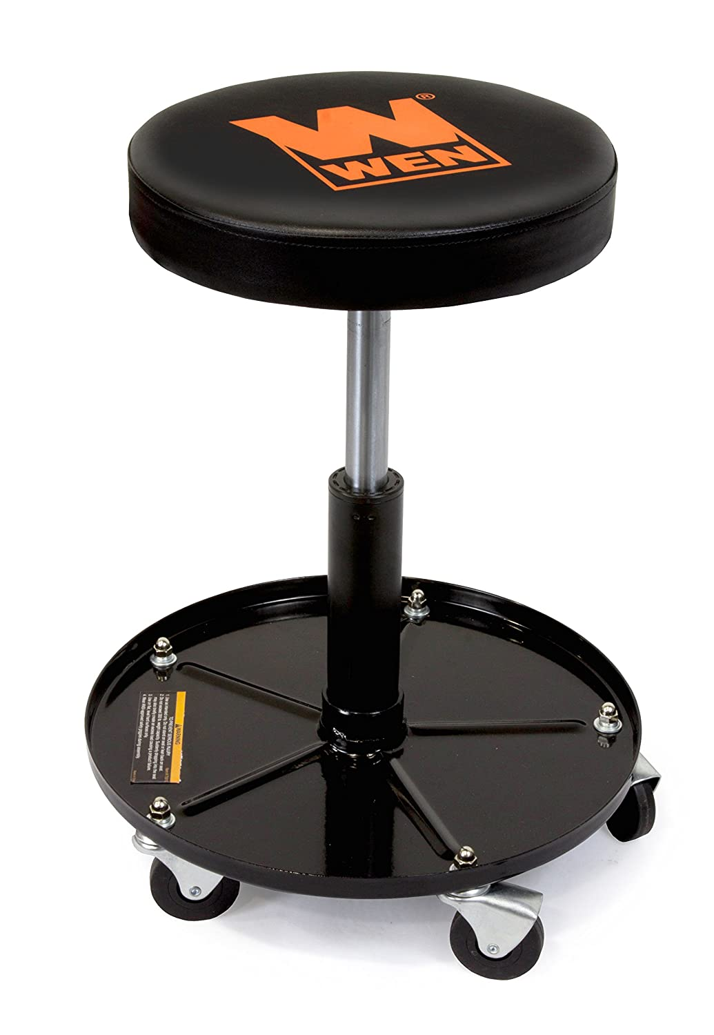 Amazon.com WEN 73012 300 lb Capacity Pneumatic Rolling Mechanic Stool Home Improvement  sc 1 st  Amazon.com & Amazon.com: WEN 73012 300 lb Capacity Pneumatic Rolling Mechanic ... islam-shia.org