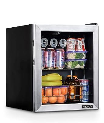 Amazon.com: Nevera refrigeradora de bebidas NewAir con ...