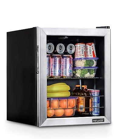 NewAir NBC060SS00 refrigerador y refrigerador de bebidas, con ...