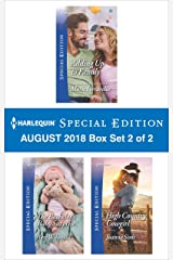 Harlequin Special Edition August 2018 - Box Set 2 of 2: Adding Up to Family\The Bachelor's Baby Surprise\High Country Cowgirl (Matchmaking Mamas) Kindle Edition