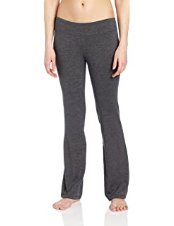 Amazon.com : Soybu Women's Lotus Capri, Storm Heather, X-Small ...