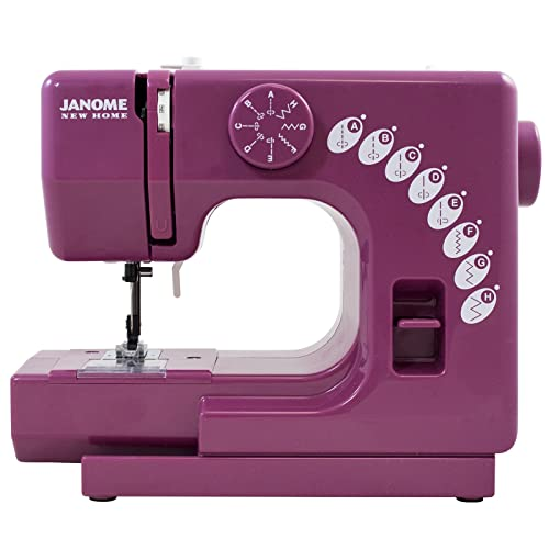 Janome Merlot Sew Mini Sewing Machine Review