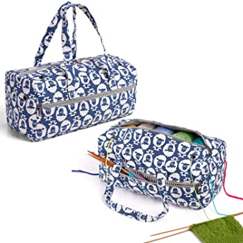 The Yarn Skeins Knitting Bag From Luxja