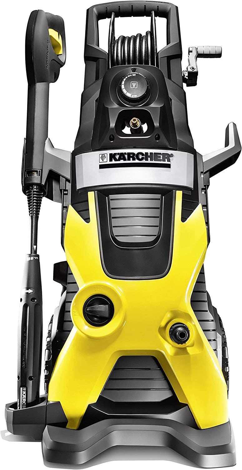 Karcher K5 Premium Electric Power Pressure Washer, 2000 PSI, 1.4 GPM (Renewed)