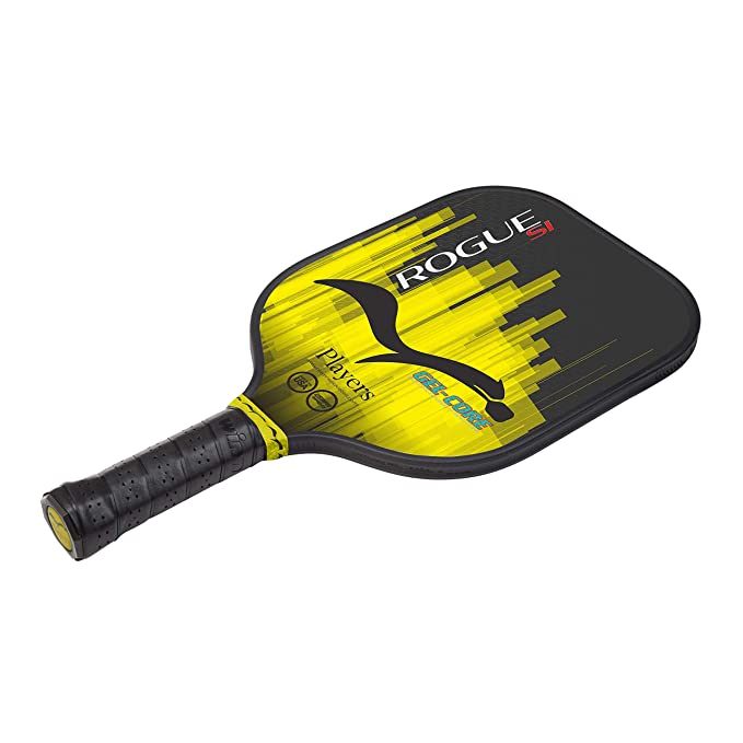Amazon.com : Rogue SI Gel-Core Pickleball Paddle (Yellow) : Sports & Outdoors