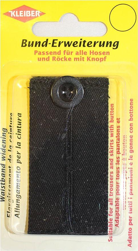 Kleiber - Alargador de Pretina con botón para Pantalones y Faldas ...