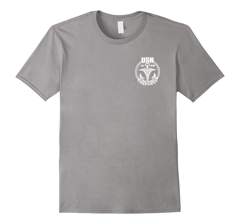 Corpsman Red Cross shirt-T-Shirt