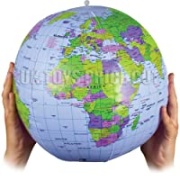 2 X Inflatable Globe