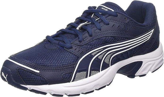 Puma Axis Sneakers Damen Herren Unisex Erwachsene Blau