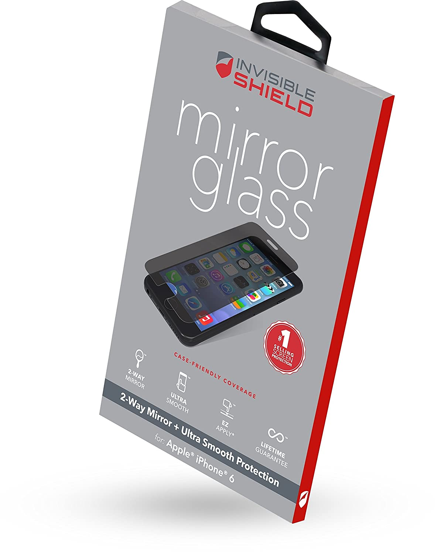 Amazon Com Zagg Invisibleshield Two Way Mirrored Tempered Glass