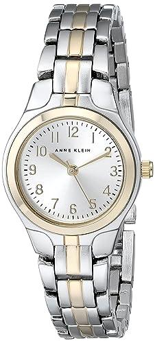 Amazon.com: Anne Klein 105491SVTT - Reloj de pulsera para ...
