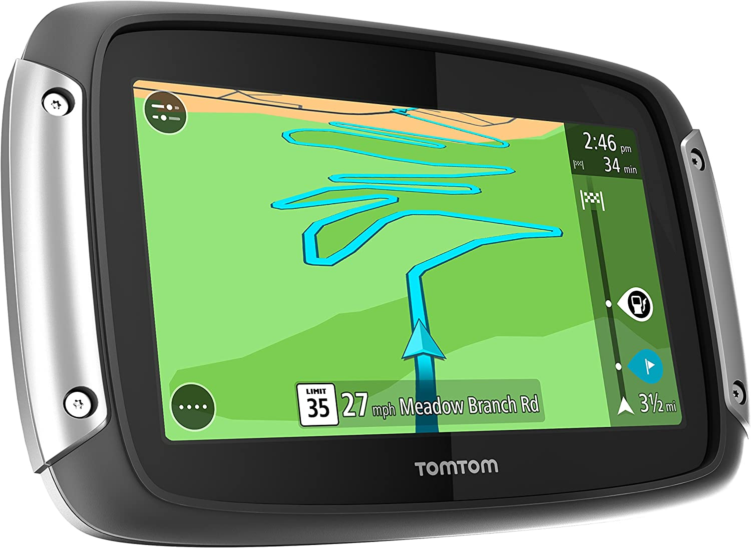 TomTom Rider 400 Motorcycle GPS