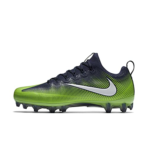 Nike Vapor Untouchable Pro PF Men's Football Cleat (Seattle Seahawks) -  10.5 US