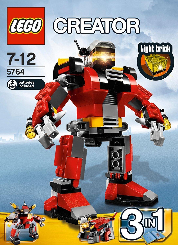 LEGO Creator 5764 - Robot de Rescate
