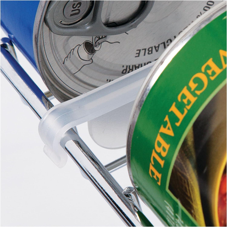 mDesign Estante de cocina para latas y alimentos – Práctico ...