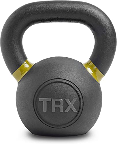 TRX Training Kettlebell, Gravity Cast with a Comfortable Ergo Handle