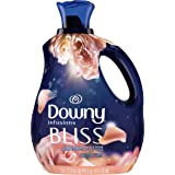 Downy Infusions Fabric Softener Liquid, Bliss, Sparkling Amber & Rose, 2.4 L - Packaging May Vary