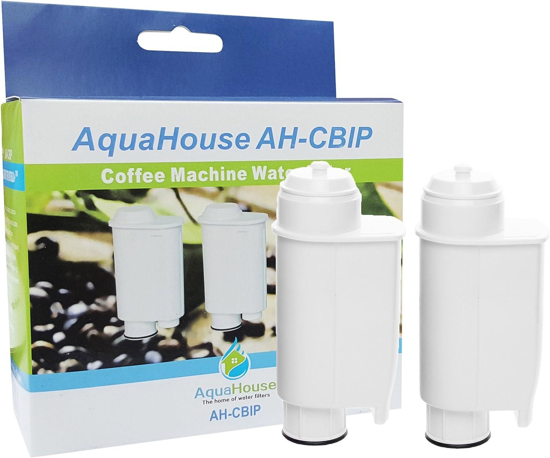2x AH-CBIP Compatible filtro de agua para Brita Intenza+, Philips ...