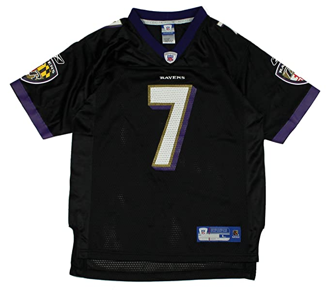 the best attitude 57041 6ea95 Amazon.com: Baltimore Ravens Kyle Boller #7 NFL Youth ...